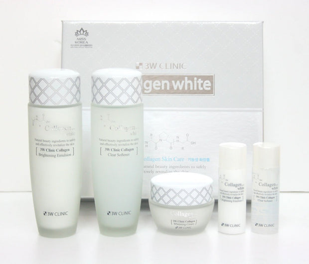 [BLACK FRIDAY] 3W CLINIC Collagen Whitening Skincare Set