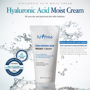 ISNTREE Hyaluronic Acid Moist Cream,80ml