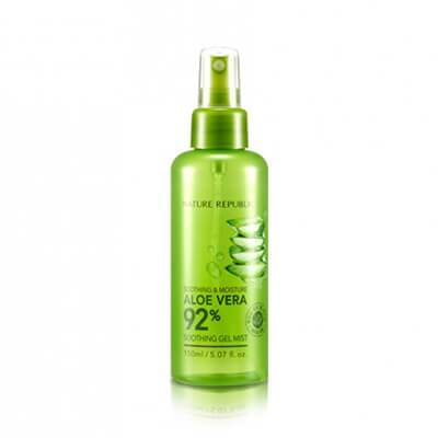 NATURE REPUBLIC 92% Aloe Vera Soothing Gel Mist 150ml
