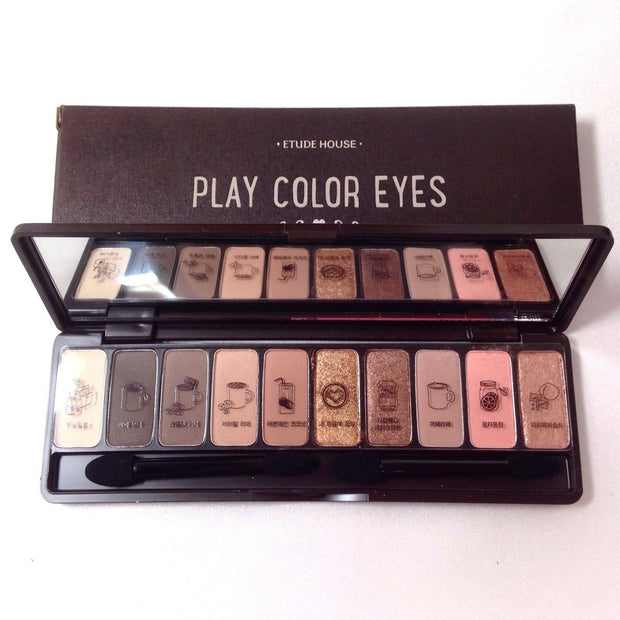 Etude House Play Color Eyes #In the Cafe Eyeshadow Palette