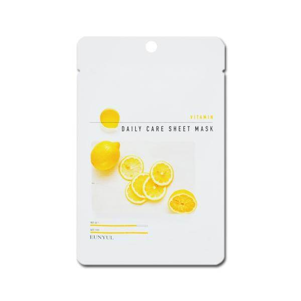 Eunyul Daily Care Sheet Mask- VITAMIN
