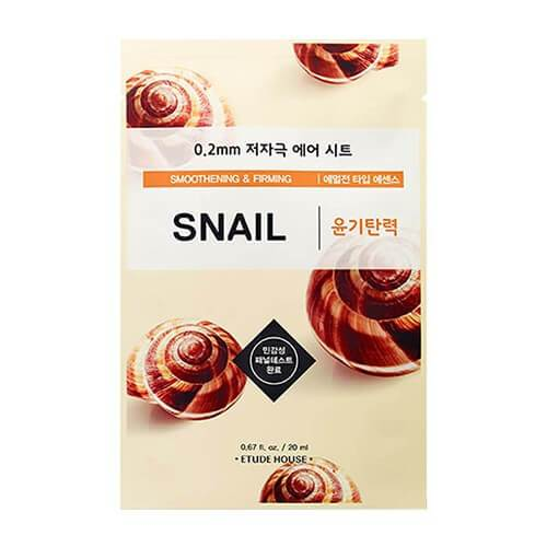 Etude House 0.2mm Therapy Mask - SNAIL
