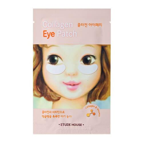 Etude House COLLAGEN EYE PATCH, 1 pair