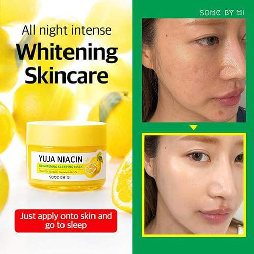 Galactomyces Toner and Serum + Yuja Niacin Brightening Sleeping Mask