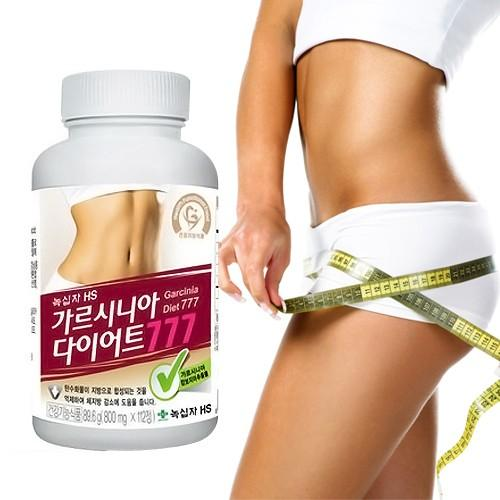 Garnecica Diet 777 (800mg x 112 tablets)