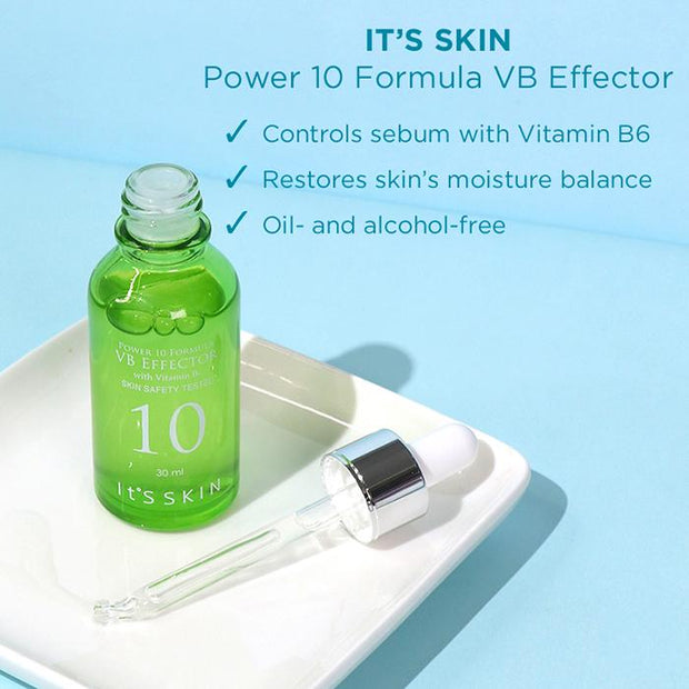It's Skin VB Effector (vitamin b6+) for dull and hydrated skin
