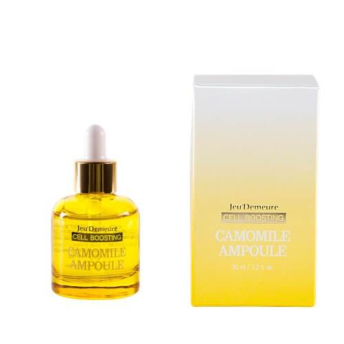 JEU DEMEURE Cell Boosting CAMOMILE Ampoule