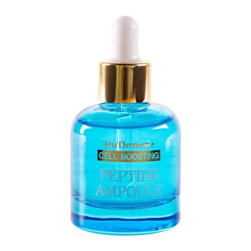 JEU DEMEURE Cell Boosting PEPTIDE Ampoule