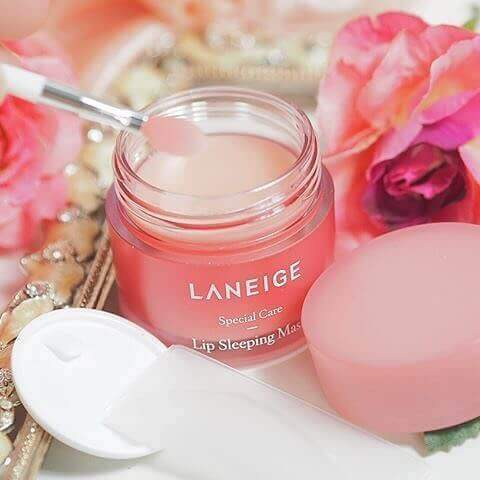 Laneige Lip Sleeping Mask [Grapefruit or Berry]