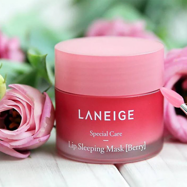 [NEW YEAR Sale] Laneige DUO Sleeping Mask SET (Lip & Face)