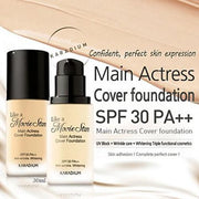 [Foundation] Main Actress Cover Foundation