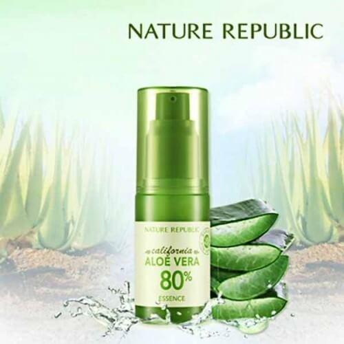 NATURE REPUBLIC Aloe Vera 80% Essence
