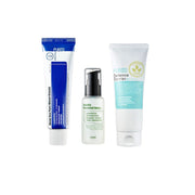 PURITO Defence Barrier Ph Cleanser + Centella Unscented Serum + Deep Sea Pure Water Cream SET