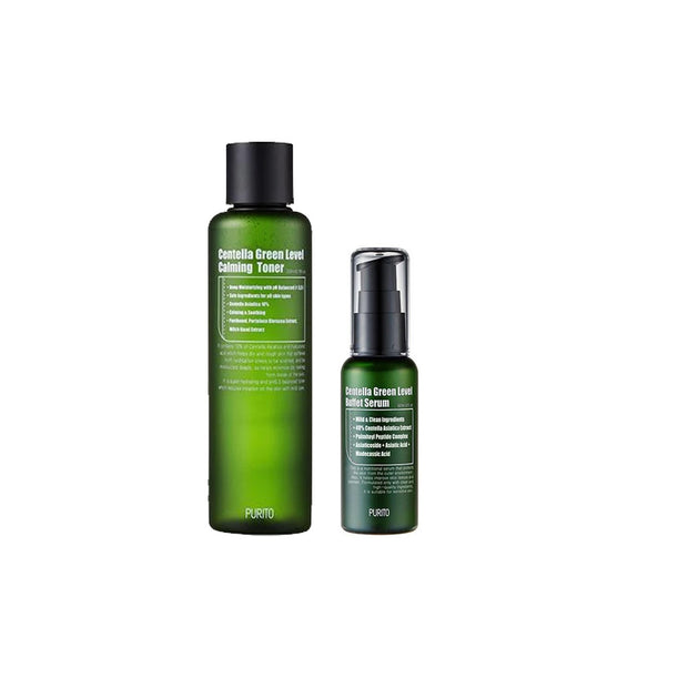 PURITO Centella Green Level DUO Set