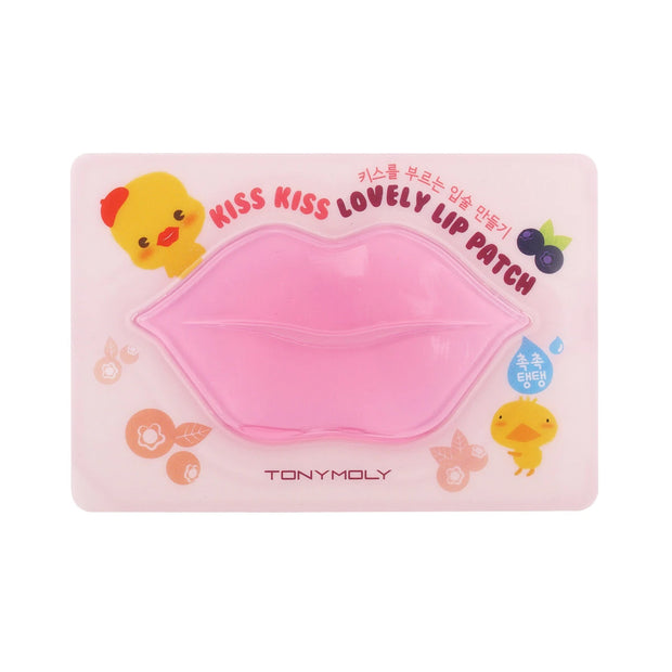 Rosy Lips Gel Patch