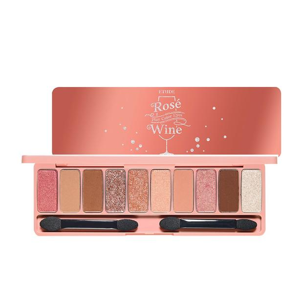 Etude House Play Color Eyes #Rose Wine Eyeshadow Palette