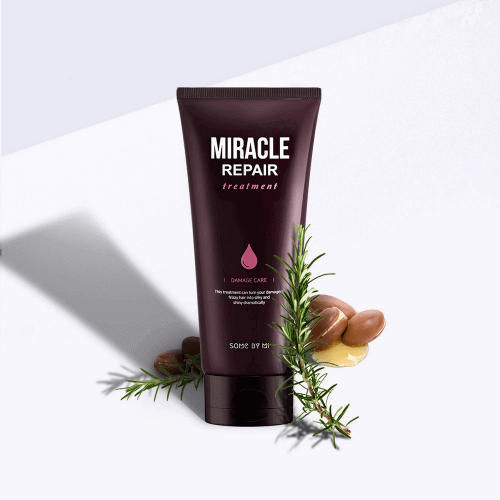 Miracle Repair Hair Treatment, 180g [Some By Mi]