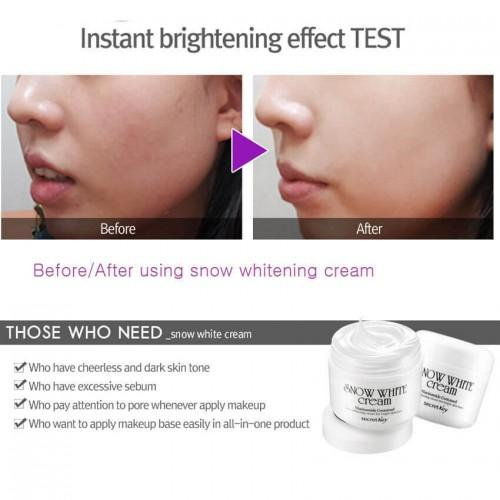 Secret Key Snow White Cream 50g (brightening)