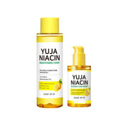 Somebymi Yuja Niacin Brightening TONER + Yuja Niacin Blemish Care Serum (150ml + 50ml)