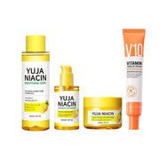 Somebymi Yuja Niacin Day & Night FULL SET (Toner+Serum+ v10 Cream + Sleeping Pack)