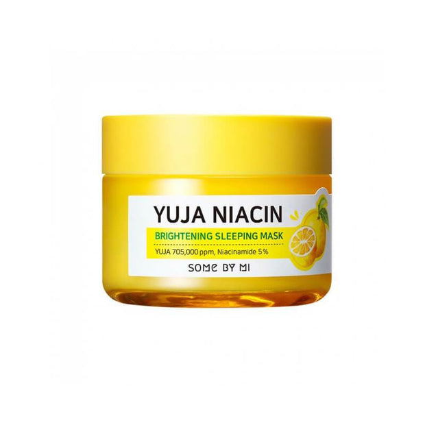 SomebyMi Yuja Niacin BRIGHTENING Sleeping Pack Cream, 60g