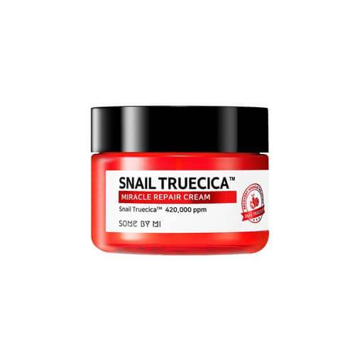 Somebymi Snail Truecica Miracle Repair CREAM, 60g (Skin Repair, Hydrating)