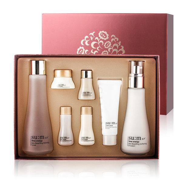 SU:M37 Time Energy Special Set (anti-aging)