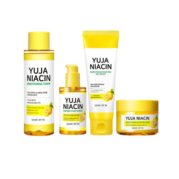 Some by mi Yuja Niacin QUADRO Set