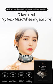 PROMO SALE (My Formula) My NECK Mask WHITENING [1box (5pcs)]