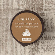 innisfree Capsule Volcanic [Pore Cre] Recipe Pack 10ml(Wash Off Pack)
