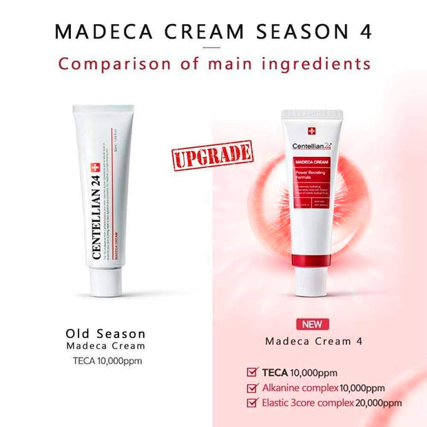 CENTELLIAN24 MADECA CREAM (Centella Hydrating Formula),50ml (new version)