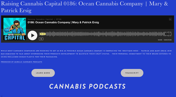 MJ  BULLS: Raising Cannabis Capital Podcast