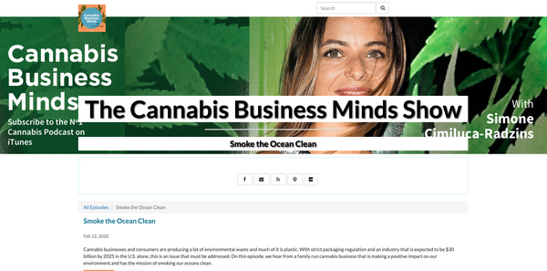 Cannabis Business Minds: Pdcast