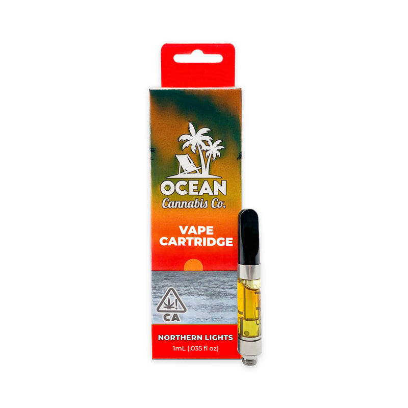 Discreet Vape Cartridge | Northern Lights