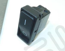 21190 GILES ROCKER SWITCH ON-OFF 250V