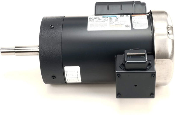 Power Soak 42618 Pump Motor, 2HP, 208-230V, 1PH