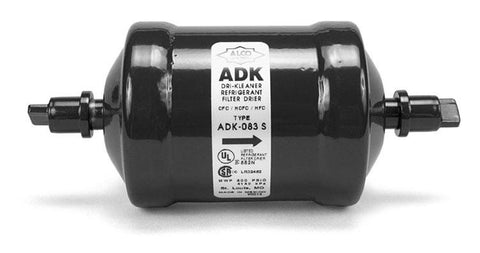 "ADK-038S 3/8"" ODF ADK Solid Core Liquid Line Filter-Drier ALCO"