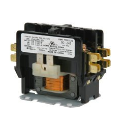 90-245 WHITE RODGERS CONTACTOR, 2POLE, 30A, 120V