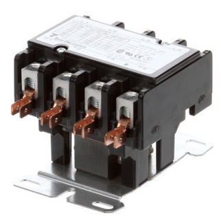 98-6189 MARKET FORGE CONTACTOR 4POLE, 208240 4916-1