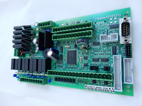 IC573700115 CARPIGIANI ELECTRONIC BOARD TC SOFT 256K
