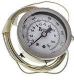 5520 DOUGLAS MACHINES TEMP. GAUGE 5520