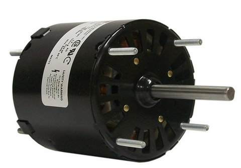 "D132 FASCO D132 3.3"", GENERAL PURPOSE MOTOR, 1/20 HP, 115V, 1500 RPM, 1 SPD, 1.8A, OAO ENCLOSURE, CWSE ROTATION, SLEEVE BEARING"
