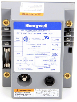 S87D DIRECT SPARK IGNITION MODULE, HONEYWELL (103626)