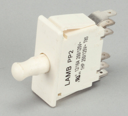 63909 MIDDLEBY SWITCH, INTLCK 12A NO2P