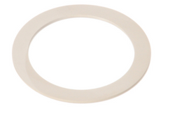 70-0354-A NU-VU, GASKET,VITON,WHITE,LIGHT GLOBE