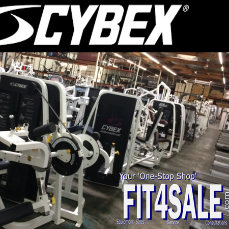 CYBEX Eagle Full Club Gym Equipment Package of the Week from Fit4Sale Fitness Equipment Sales, Service and Consultations - POW