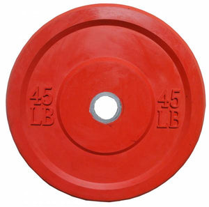 Malibu Colored Bumper Plates