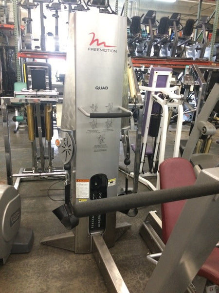 Free Motion Gym Equipment Package from Fit4Sale Fitness Equipment Sales, Service and Consultations