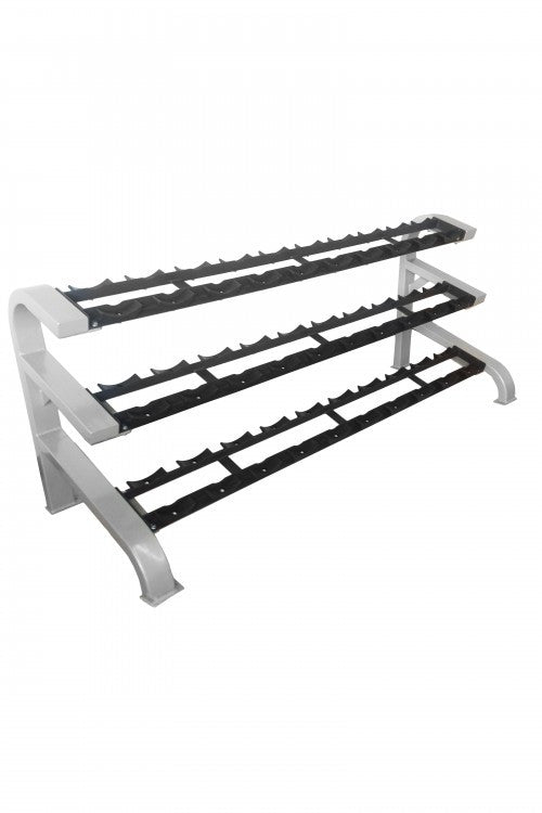 Malibu Gym Three Tier Dumbbell Rack