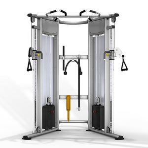 BODYKORE FUNCTIONAL TRAINER - DUAL ADJUSTABLE PULLEY